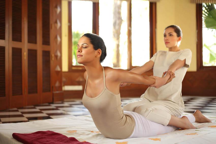 Таеские масаж фотки
